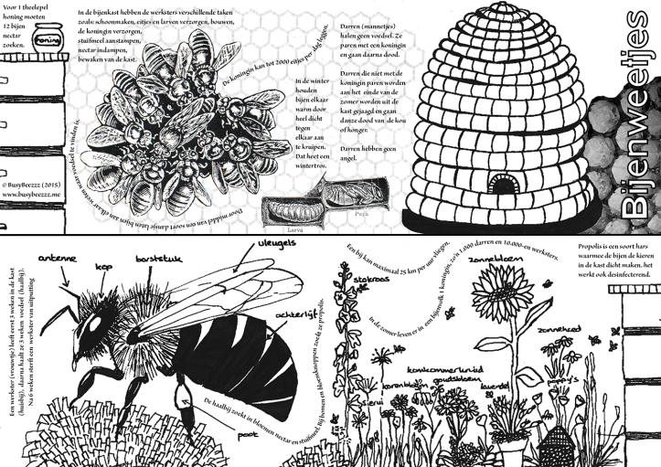 Bijenweetjes