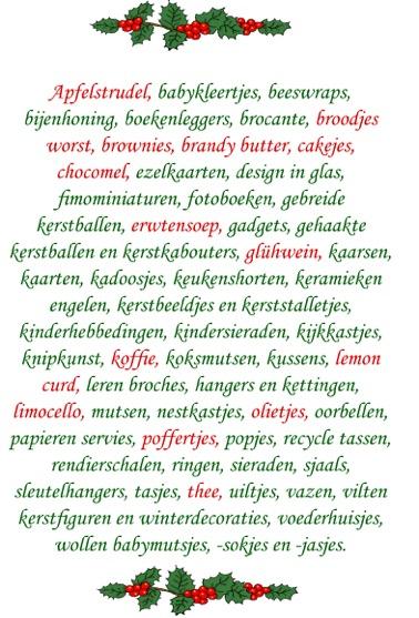 kerstmarkt oog in al 2015