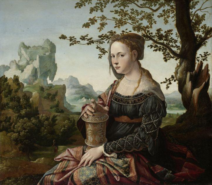 Maria Magdalena, Jan van Scorel, ca. 1530